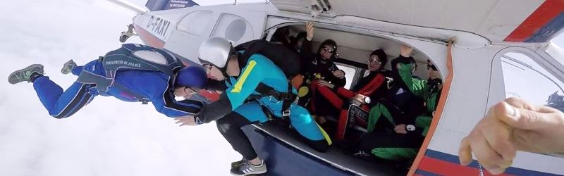 Skydiving Leipzig