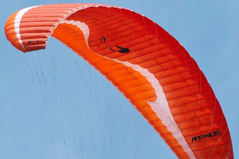 Parapente – Paragliding – Gleitschirmfliegen
